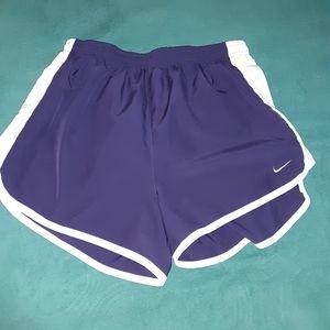 Nike womens jogger shorts